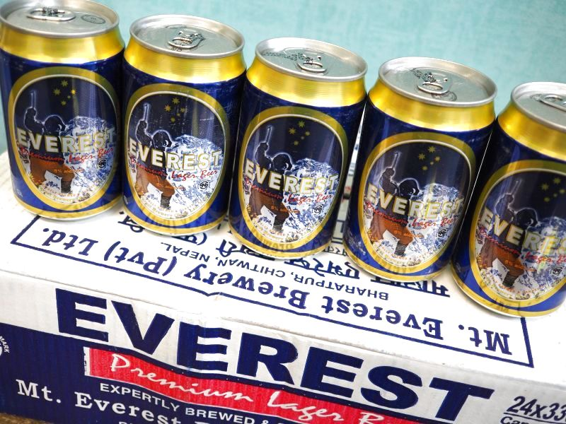 EVEREST BEER CAN🍺