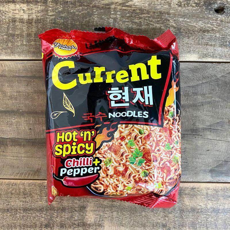 ネパールのインスタント麺 Current Noodle